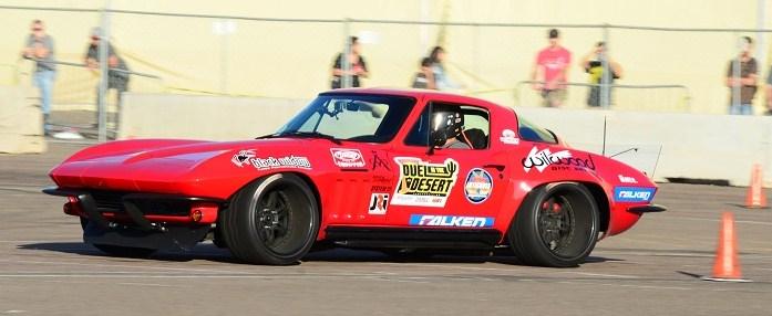 Autocrosser Brian Hobaugh races in his '65 Corvette | Goodguys