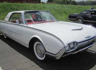 Vehicle Profile: 1962 Ford Thunderbird