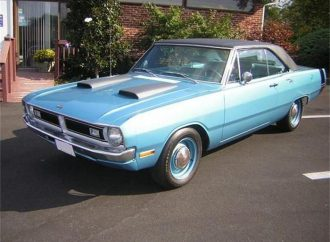 Vehicle Profile: 1970 Dodge Dart