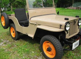Vehicle Profiles: Jeep Willys