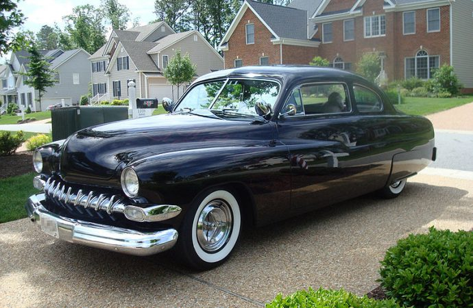 "Vehicle Profile: Mercury ""Lead Sled"""