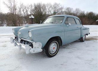 Vehicle Profile: 1952 Studebaker Champion