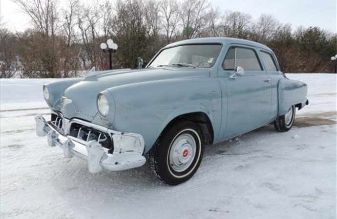 Vehicle Profile: 1952 Studebaker Champion