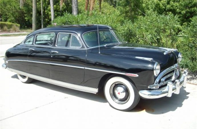 Vehicle Profile: 1953 Hudson Super Wasp