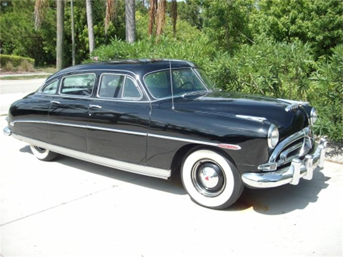 Vehicle Profile: 1953 Hudson Super Wasp | ClassicCars com