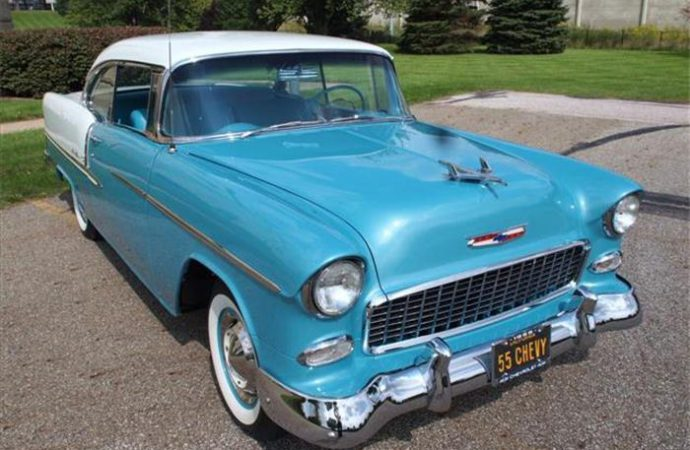 Vehicle Profile: 1955-1957 Chevrolet Bel Air