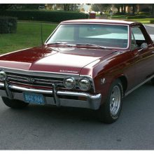 Vehicle Profile: Chevrolet El Camino