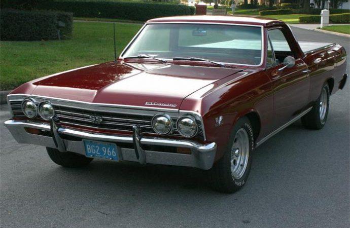 Vehicle Profile: Chevrolet El Camino