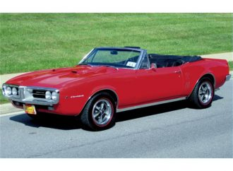 Vehicle Profile: Pontiac Firebird