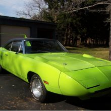 Vehicle Profile: 1970 Plymouth Road Runner Superbird