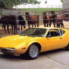 Vehicle Profile: De Tomaso Pantera