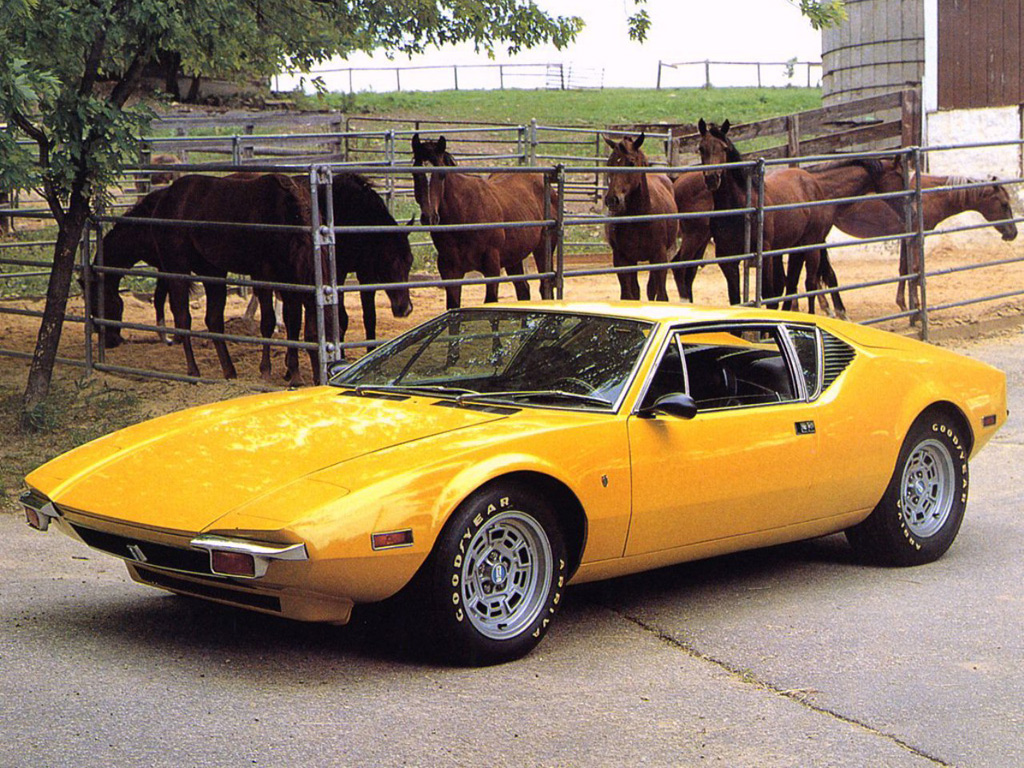 Vehicle Profile: De Tomaso Pantera - ClassicCars.com Journal
