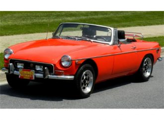 Vehicle Profile: MG MGB