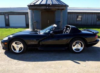 Vehicle Profile: Dodge Viper