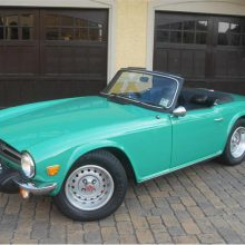 Vehicle Profile: 1969-1976 Triumph TR6