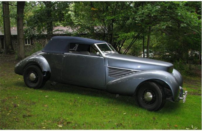 Vehicle Profile: 1937 Cord 812 Phaeton
