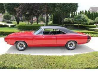 Vehicle Profile: 1968 Dodge Charger