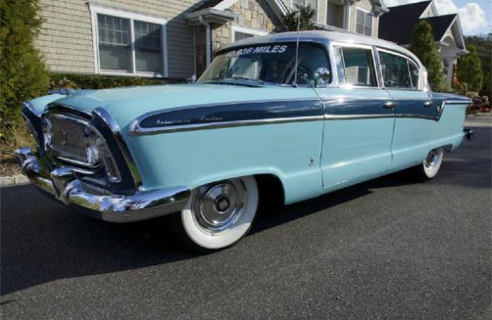 Vehicle Profile: 1950s Nash Ambassador