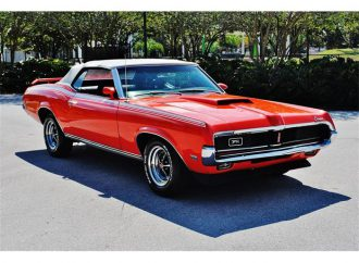 Vehicle Profile: 1967-1970 Mercury Cougar