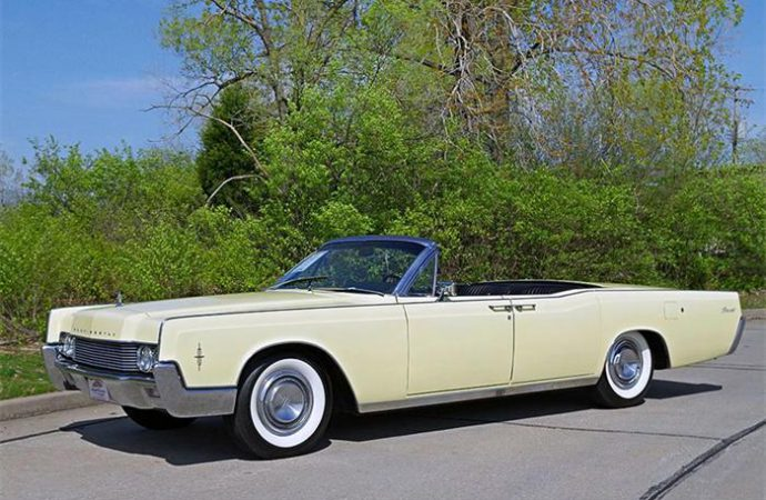 Vehicle Profile: 1961-1969 Lincoln Continental