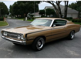 Vehicle Profile: 1968-1969 Ford Torino