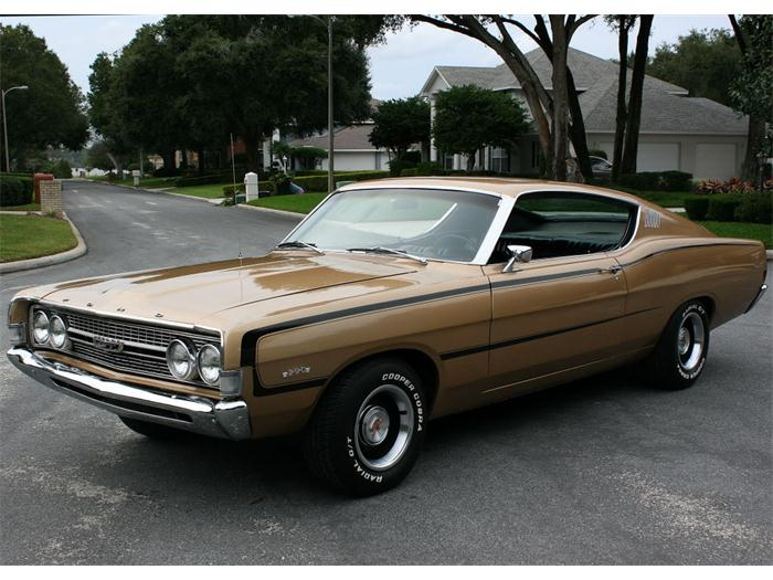 Vehicle Profile   Ford Torino
