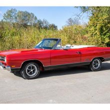 Vehicle Profile: 1969 Plymouth GTX