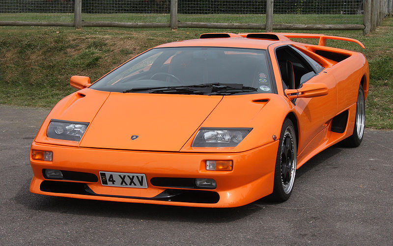 Amazing Vehicle Profile: Lamborghini Diablo VT