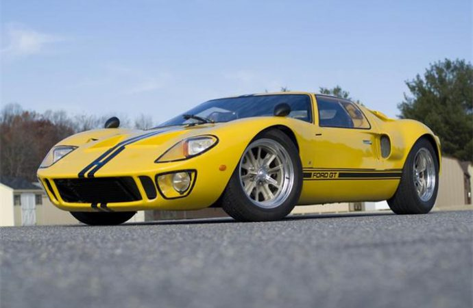 Future Classic   Ford Gt