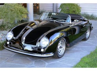 Vehicle Profile: Porsche 356