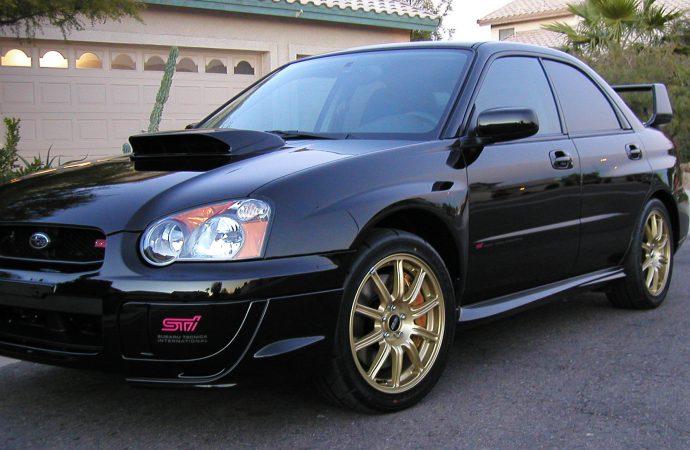 Future classic: Subaru WRX STI