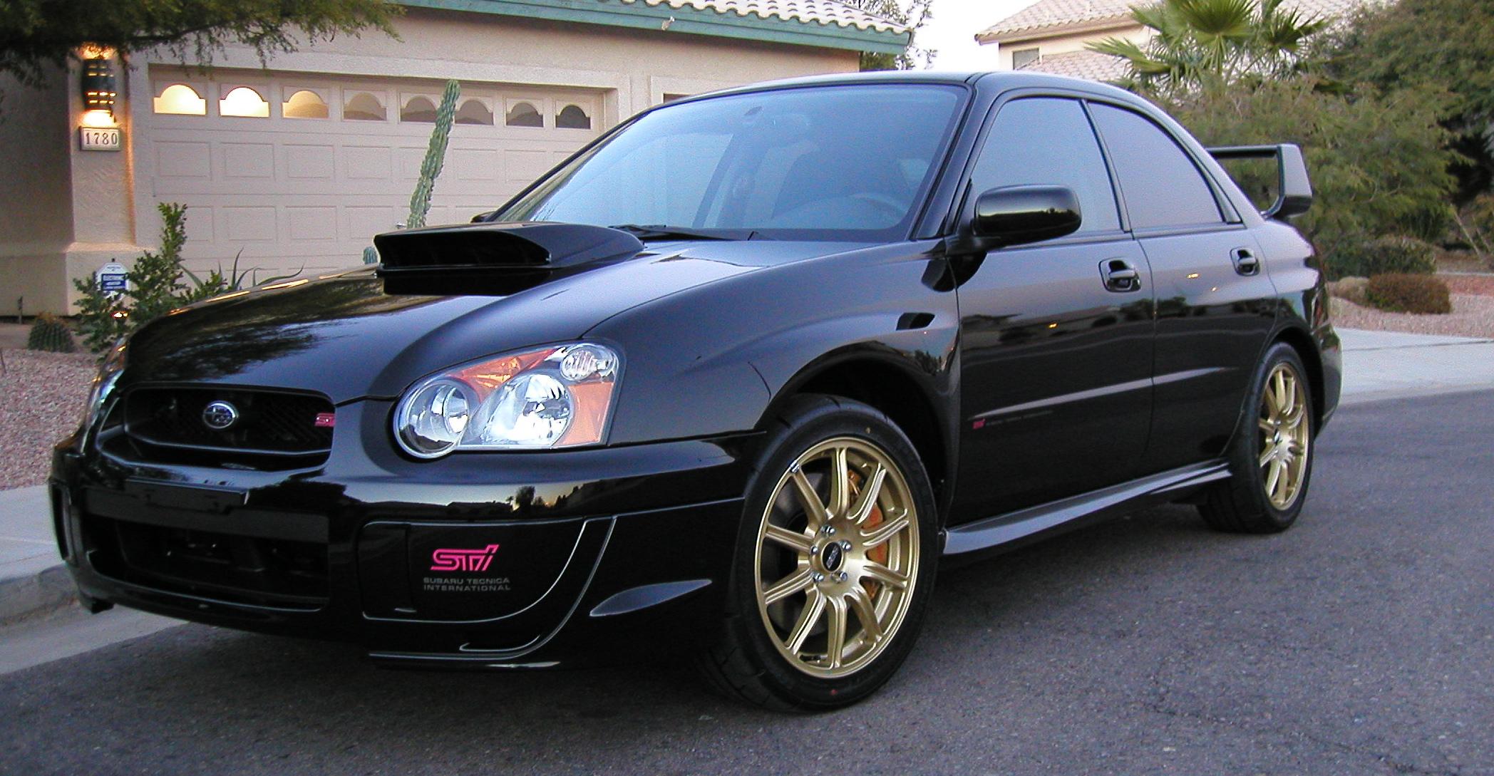 Future classic Subaru WRX STI ClassicCars Journal