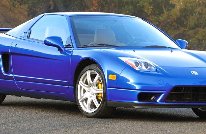 Future classic: Acura NSX
