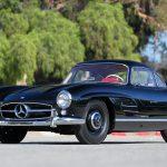1956 Mercedes-Benz 300 SL Gullwing-blk