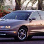 1995 Oldsmobile Aurora Four-Door Sedan DN546-U0184