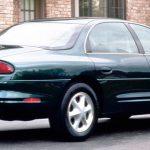 1995 Oldsmobile Aurora Four-Door Sedan UNC1995-0039