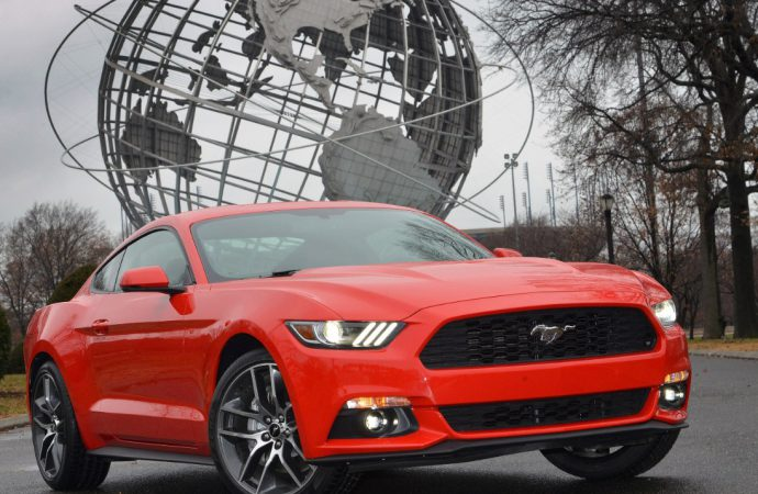 First new Mustang will be sold at Barrett-Jackson's Scottsdale auction