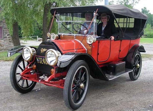 Photo courtesy of Horseless Carriage Club of America