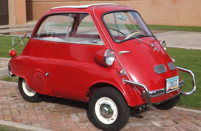 My Classic Car: The 1958 Isetta that Rick DeBruhl just had to buy