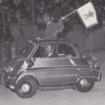 Isetta at Canoga from yearbook 001