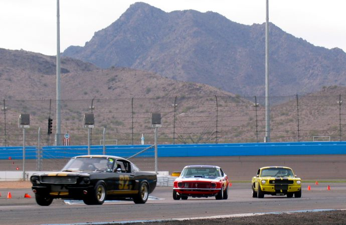 Russo and Steele seminars to examine vintage racing and restoration