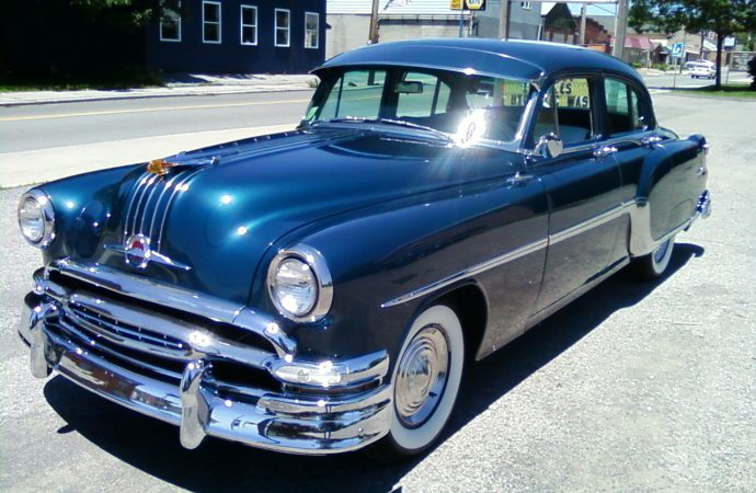 My Classic Car: Grandmother would like Gary Loar's '54 Pontiac