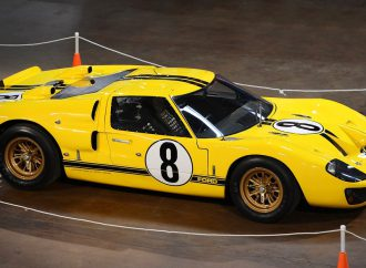 Simeone Museum hosts Ford GT40 celebration