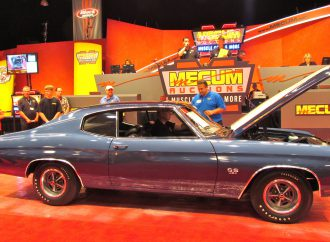 Mecum, NBC team on auction coverage for three years