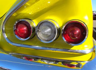 Eye candy: A gallery of tail lights from the 1950s and '60s