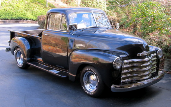 My Classic Car: Wayne Brewer's 1949 Chevrolet 3100