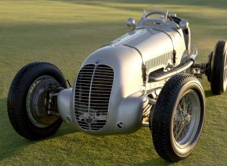 Arizona Concours d'Elegance starts auction week