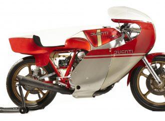 Bonhams' Vegas motorcycle sale does $3.3 million