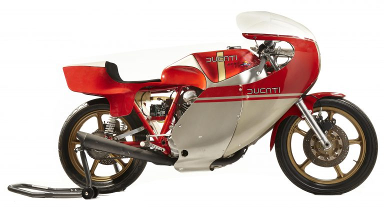 Bonhams' Vegas motorcycle sale does $3.3 million