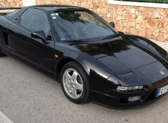 Ayrton Senna's personal NSX headed to auction